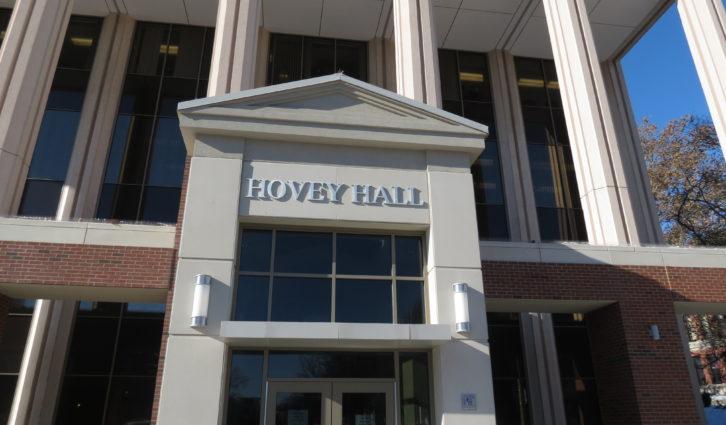 ISU Hovey Hall