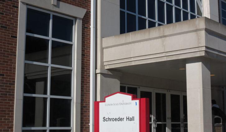 ISU Schroeder Hall